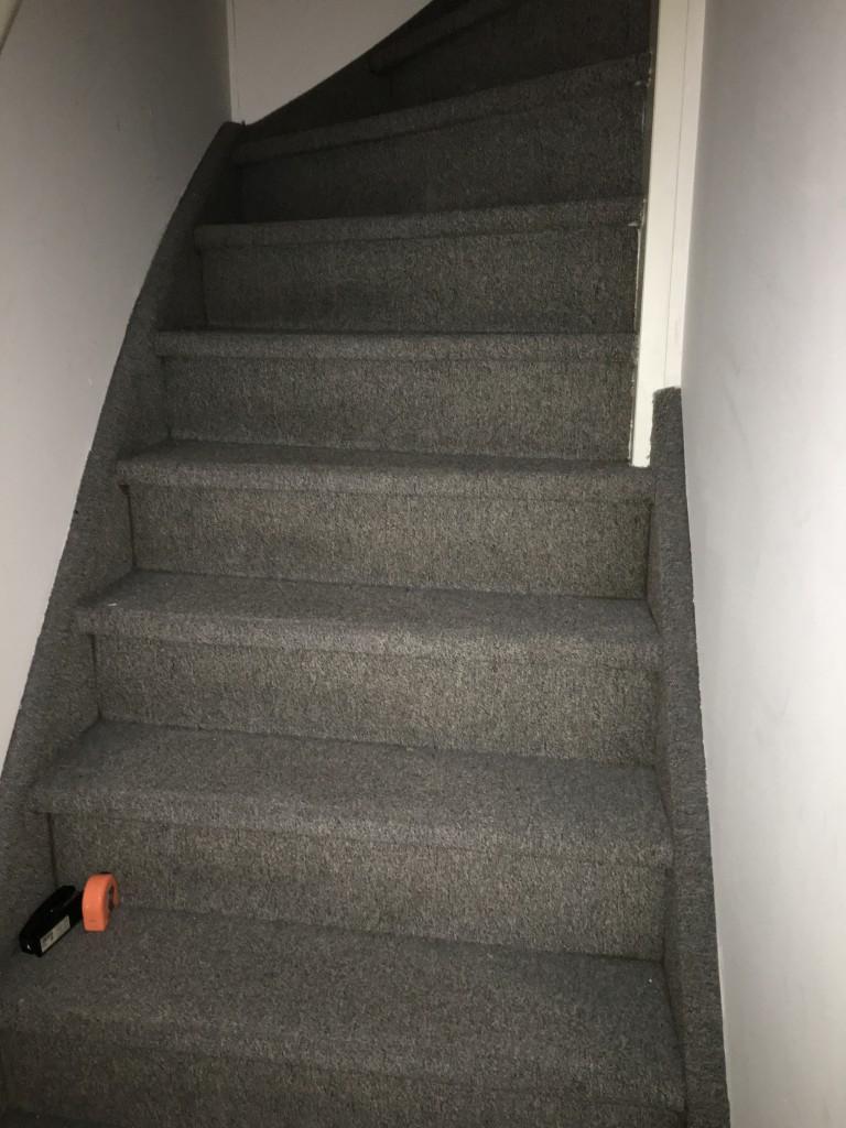 Trap voor renovatie
